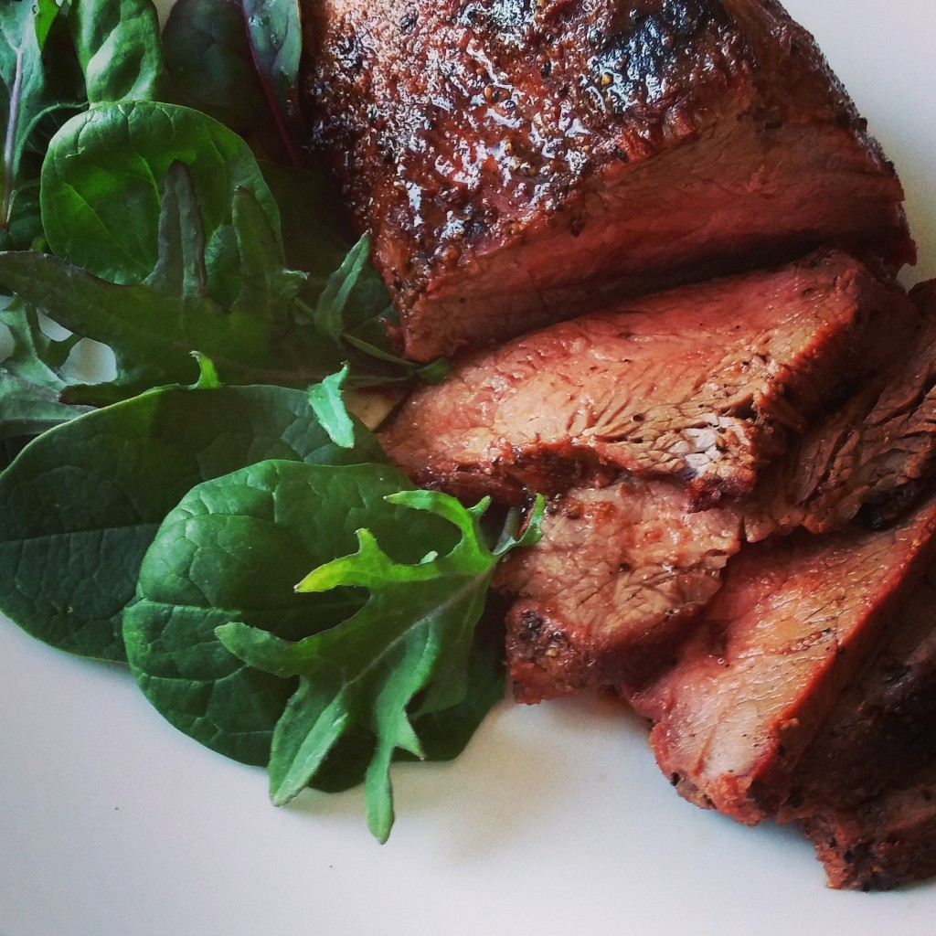 Tri-Tip Roast Beef