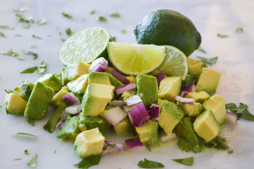 Avocado Lime Salsa