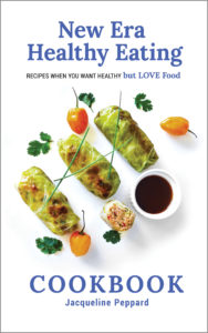New Era Healthy Eating Cookbook Cover